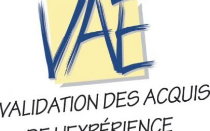 VAE – Validation des Acquis de l'Expérience