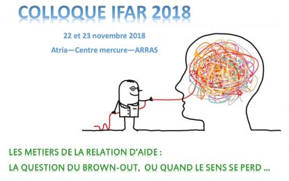 COLLOQUE IFAR 2018